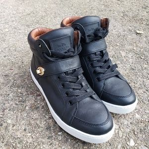 Coach Pembroke Hi-Top Sneakers